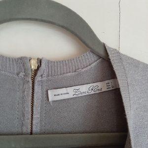 Zara Dresses - Zara Knit Sweater Dress